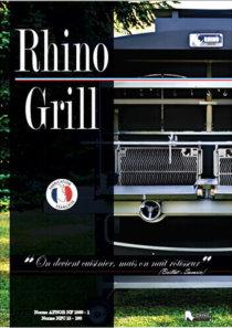 brochure rhino grill